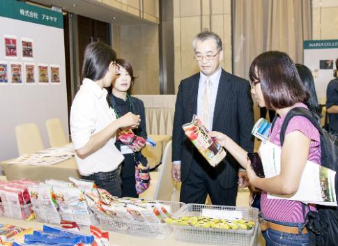 Nhiều đặc sản Nhật Bản được giới thiệu đến tín đồ ẩm thực Việt