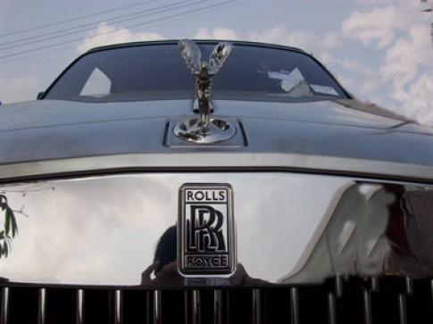 Phantom Drophead Coupe ve Sai Gon