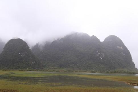 Quang Binh dung tour phim truong Kong: Skull Island