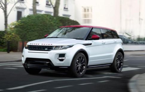 Range Rover Evoque ra phien ban dac biet NW8