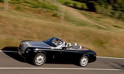 'Sieu pham' Rolls-Royce Phantom Drophead Coupe