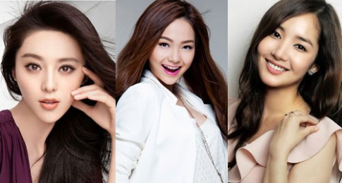 Sự khác biệt về chuẩn mực vẻ đẹp hiện tại của phụ nữ Á- Âu