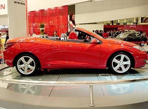 Trung Quốc sản xuất ôtô tại Nga