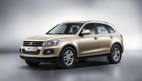Zotye ra mắt thị trường Việt với mẫu SUV T600