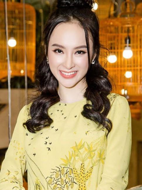 Angela Phuong Trinh, Phạm Huong trang diẻm dẹp vói mát khói