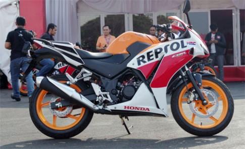 Anh chi tiet Honda CBR150R 2015