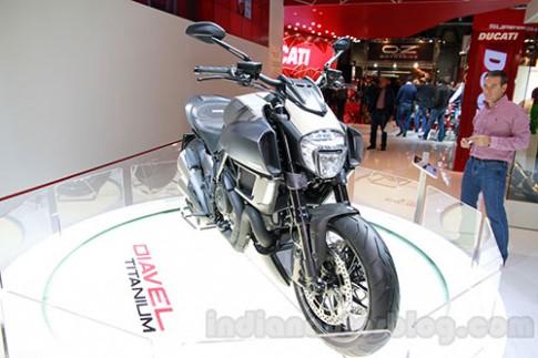 Anh Ducati Diavel Titanium