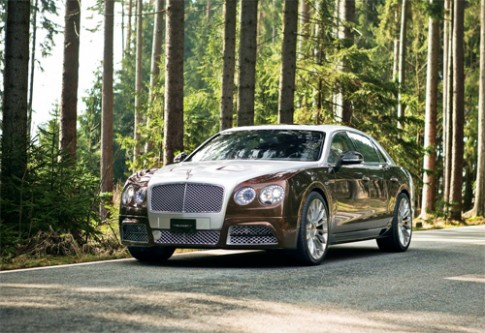 Bentley Flying Spur do 900 ma luc