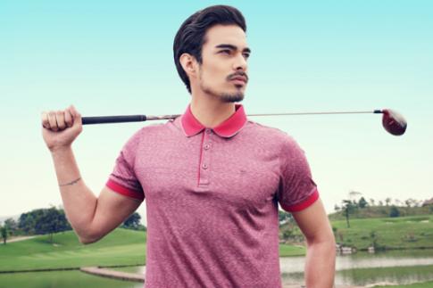 Bộ sưu tập áo Polo thời trang dành cho doanh nhân mê golf