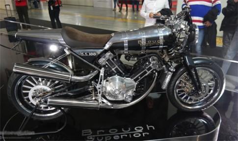 Brough Superior SS100 - superbike gia 62.000 USD