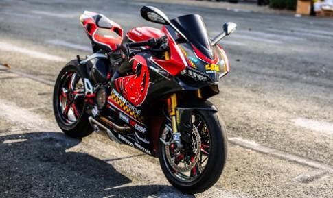 Ducati 1199 S do hon 200 trieu dong o Sai Gon