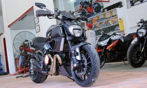 Ducati Diavel len doi doc nhat Viet Nam
