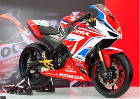 Honda CBR150R 2015 ban dac biet