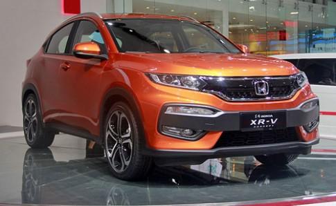 Honda XR-V thêm tùy chọn SUV cỡ nhỏ