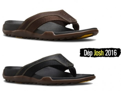Một số thiết kế dép kẹp, sandal của Dr.Martens