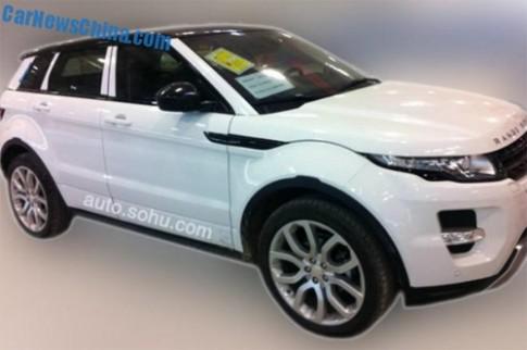 Range Rover Evoque Trung Quoc gia 65.000 USD