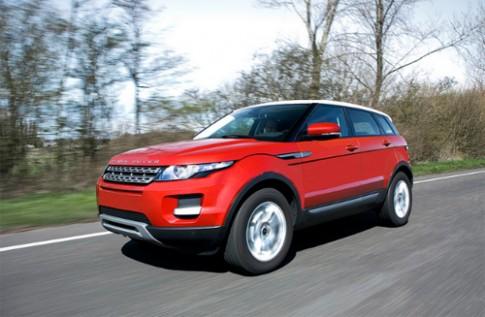 Range Rover 'Grand Evoque' xuat hien vao 2016