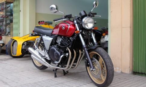 Xe do Honda CB400 1995 o Sai Gon