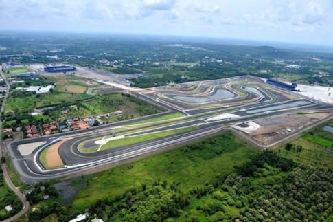 Chặng đua thứ 19 của MotoGP 2017 có khả năng sẽ được tổ chức tại Thái Lan