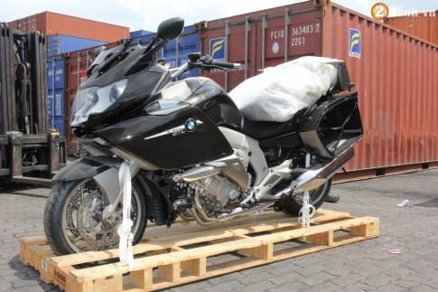 Chi tiết BMW K1600 GTL 2016 vừa được đập thùng tại Việt Nam