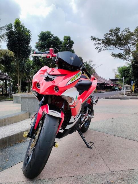Chiec Exciter 135 do pha cach cua biker Viet