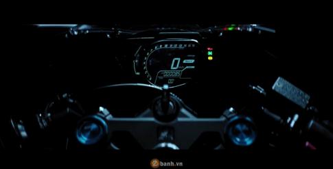 [Clip] Chi tiết các chức năng trên đồng hồ full LCD của Honda CBR250RR 2017