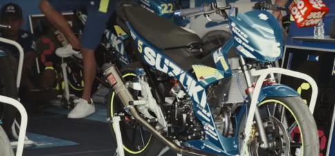 [Clip] Dao quanh cuoc dua Suzuki Asia Challenge 2016