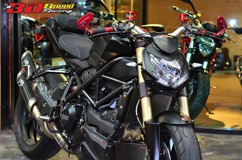 [Clip] Tong hop am thanh cac loai po do tren Ducati Streetfighter 848