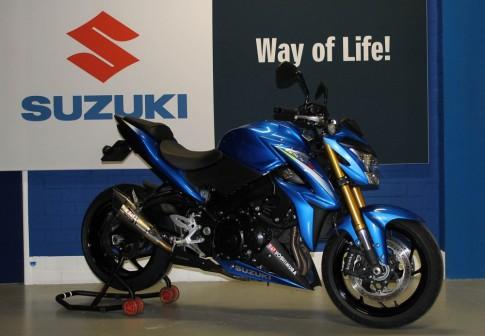 [Clip] Tổng hợp âm thanh các loại pô độ trên Suzuki GSX-S1000