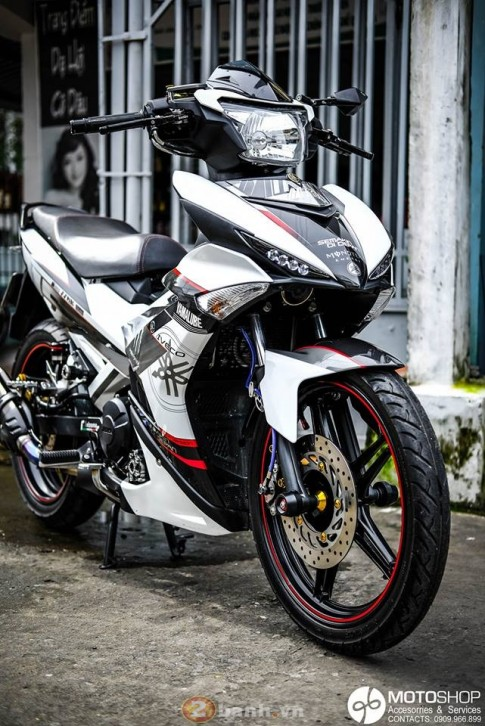 Exciter 150 Black