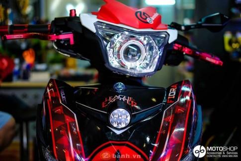 Exciter 150 Fiora - 1 chút lãng mạn với biker Vĩnh Long