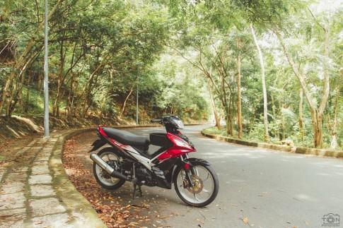 Exciter 2010 độ spark của biker đến từ vũng tàu .