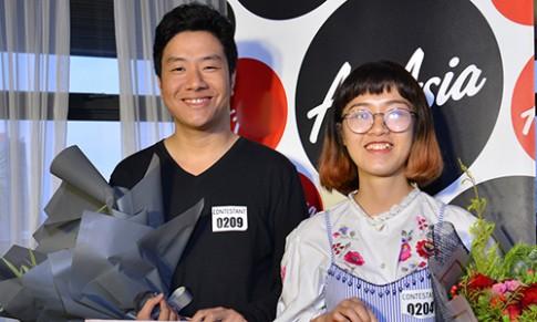 Hai nhà thiết kế trẻ Việt Nam tranh tài trong khu vực ASEAN