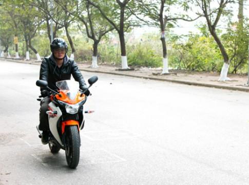 Honda CBR150R – moto co nho da nang cho nguoi Viet