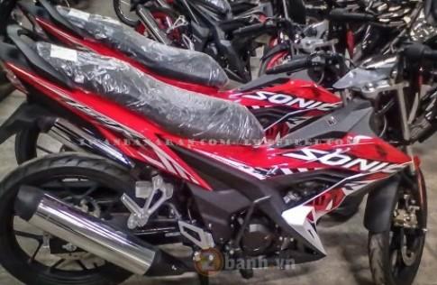 Lo anh toan dien Honda Sonic 150R 2017