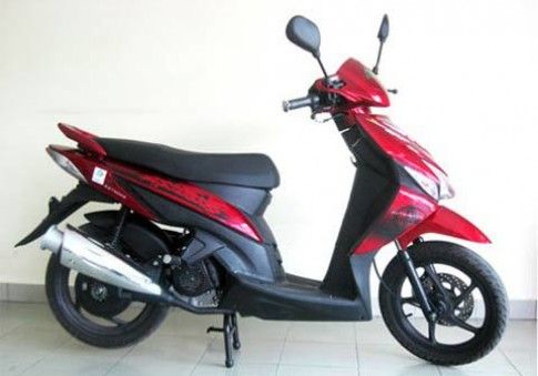 Malaysia trinh lang xe ga hybrid