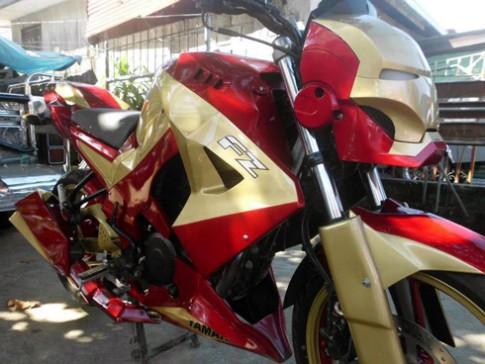 'Sieu moto' Iron Man