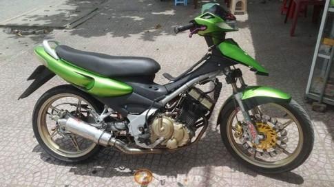 Suzuki FX 125 Ha Tinh do ac liet