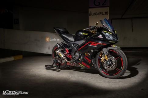 Yamaha R15 hút hồn trong bản độ cực chất