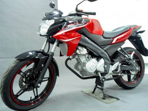Yamaha V-ixion gia tu 2.300 USD tai Indonesia
