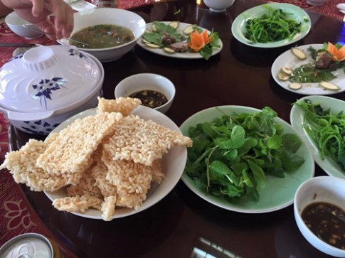 10 mon an khong the bo qua khi den Ninh Binh