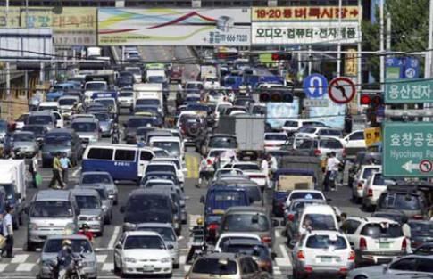 10 quốc gia giao thông nguy hiểm nhất thế giới