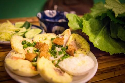 3 mon an Phan Rang dan da hut khach o Sai Gon