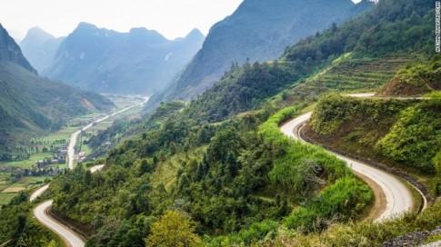 Báo Mỹ gợi ý điểm phượt xe máy ở Việt Nam