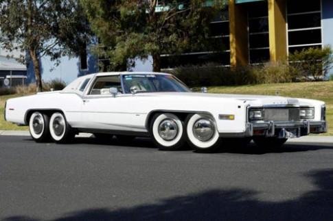 Cadillac Eldorado - xe hơi đi kèm bồn tắm nước nóng