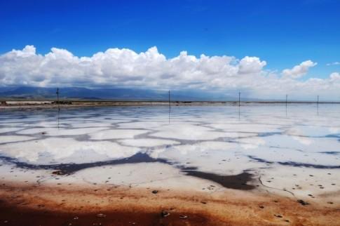 Chaka - tấm gương khổng lồ của bầu trời Trung Quốc