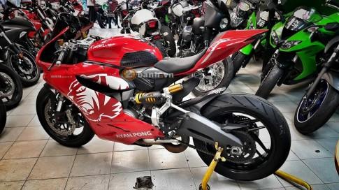 Ducati 899 - ho du giua bay soi