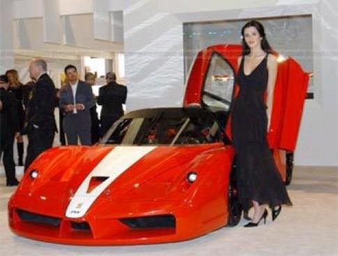 FXX - xe thực dụng nhất NAIAS 2006