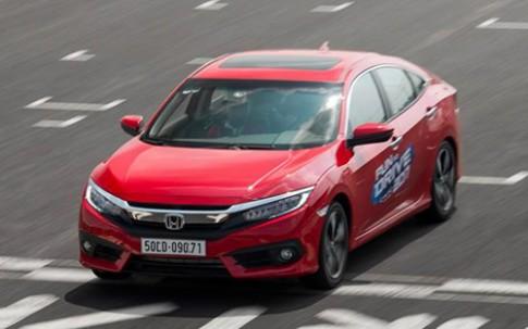 Honda Civic - xe the thao tien ty cho khach Viet