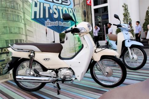 Honda Super Cub 2013 gia 1.400 USD o Thai Lan
